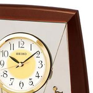 SEIKO セイコー クオーツ置き時計【BY426B】 デザイン