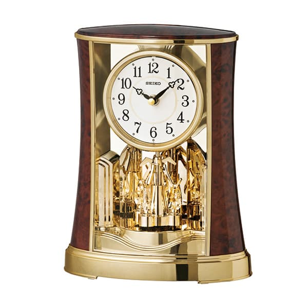 SEIKO セイコー 置き時計【BY427B】