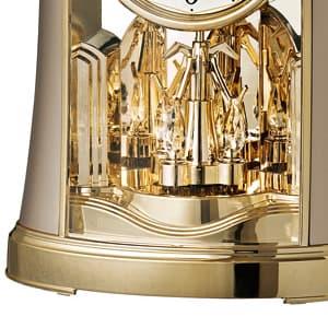 SEIKO セイコー クオーツ置き時計【BY428G】 一方向回転飾り