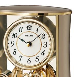 SEIKO セイコー クオーツ置き時計【BY428G】 文字盤