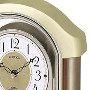 SEIKO セイコー 電波置き時計【BZ224B】 デザイン