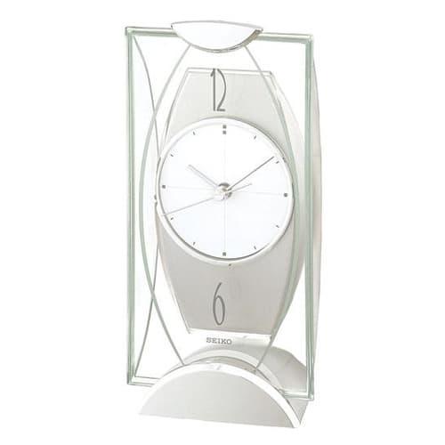 SEIKO セイコー 置き時計【BZ334S】