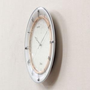 SEIKO/セイコー ディズニー電波掛け時計 ミッキー&ミニー【FS501W】 側面