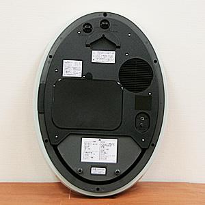 SEIKO EMBLEM セイコーエムブレム 電波掛け時計【HS439H】 裏面