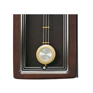 セイコーエムブレム シンプルなデザイン振り子掛時計[HS443B]振り子