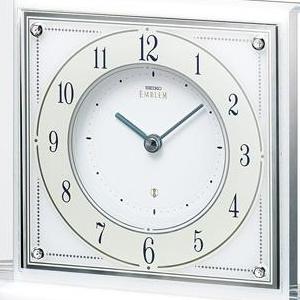 SEIKO セイコー クオーツ置き時計【HW564W】 文字盤