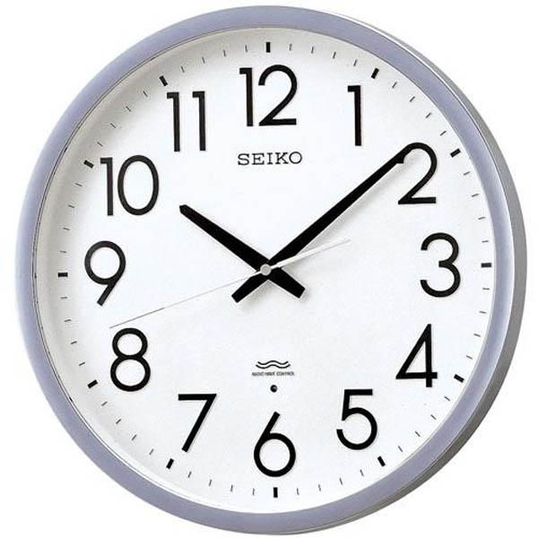 セイコー(SEIKO)電波掛時計スイープ【KS265S】