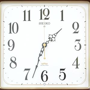 SEIKO SWEEP セイコースイープ 電波掛け時計【KS298B】 文字盤