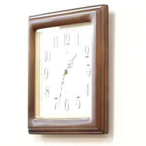 SEIKO SWEEP セイコースイープ 電波掛け時計【KS298B】 側面