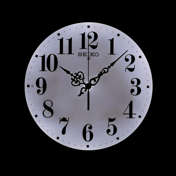 SEIKO セイコー 電波 掛け時計 KX228B