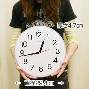 KX301Hサイズ 直径29.4cm×厚さ4.7cm