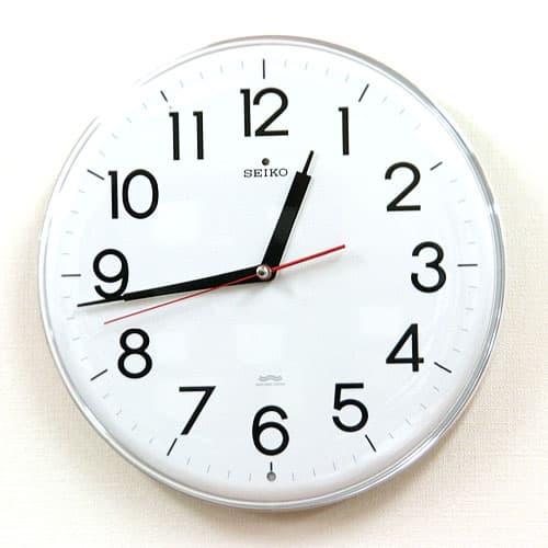 セイコー 電波掛け時計【KX301H】