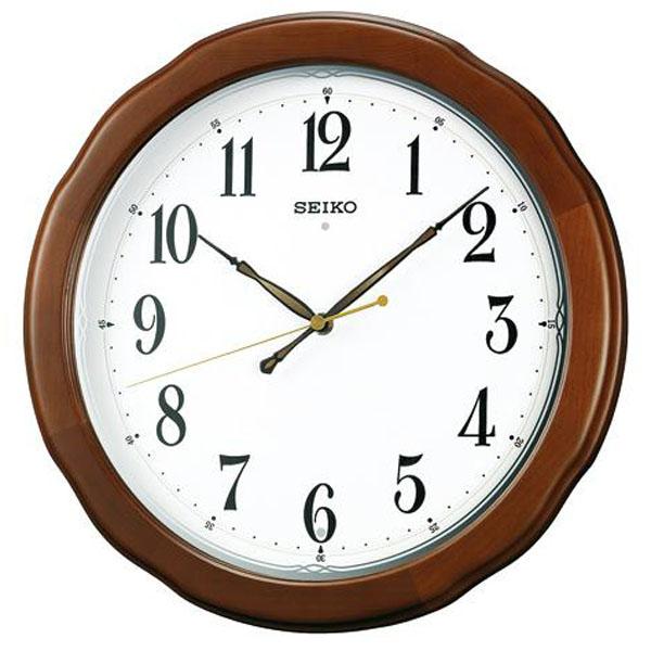 SEIKO SWEEP セイコースイープ 電波掛け時計【KX326B】
