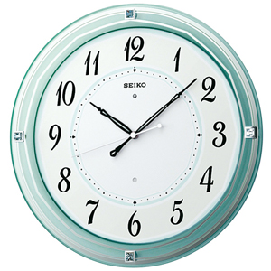 SEIKOセイコー スタンダード 電波掛け時計 KS242W