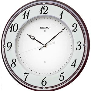 SEIKOセイコー スタンダード 電波掛け時計 KX372B