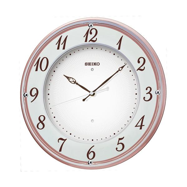 SEIKOセイコー スタンダード 電波掛け時計 KX372P