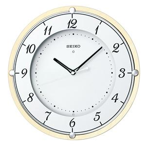 SEIKOセイコー スタンダード 電波掛け時計 kx373a
