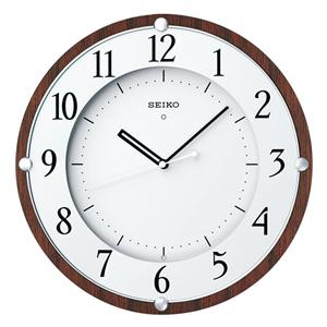 SEIKOセイコー スタンダード 電波掛け時計 kx373b