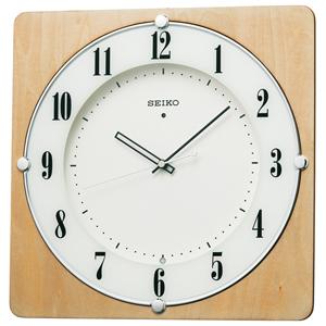 SEIKOセイコー スタンダード 電波掛け時計 kx382b