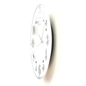 SEIKO/セイコー シンプル&モダン掛け時計 KX608W 側面