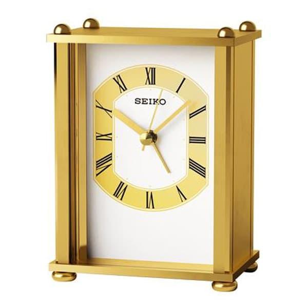 SEIKO セイコー 置き時計【QK733G】