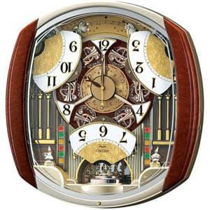 セイコー からくり電波時計 ウエーブシンフォニー 【RE564H】 正時パフォーマンスの状態