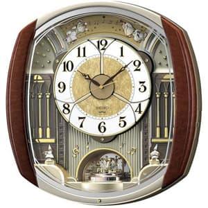 セイコー からくり電波時計 ウエーブシンフォニー 【RE564H】 通常の状態