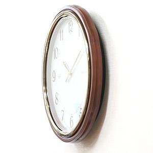 SEIKO セイコー 電波掛け時計 ソーラープラス【SF221B】 側面