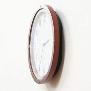 SEIKO セイコー 電波掛け時計 ソーラープラス【SF232B】 側面