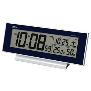SEIKO(セイコー)アラームデジタル電波クロック置時計