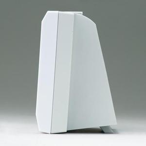 SEIKO セイコー デジタル電波目覚まし時計 【SQ755W】 液晶パネル角度調節用スタンドつき