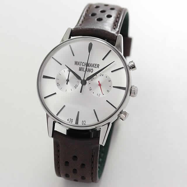 クロノグラフ 男性用 腕時計