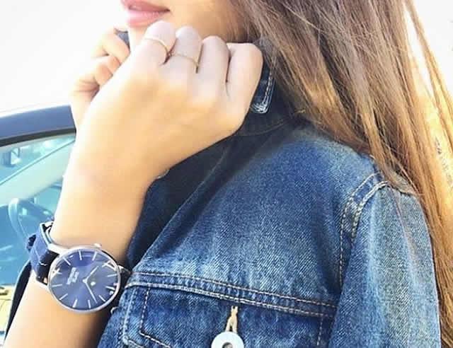 女性 大きめ 腕時計