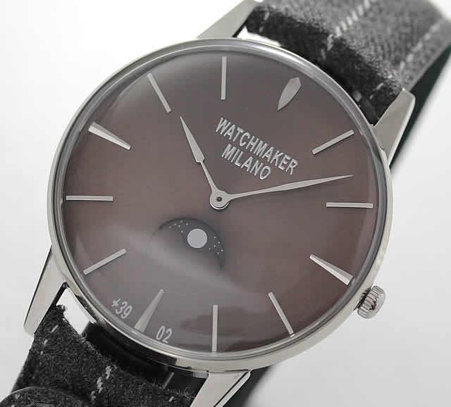 ムーンフェイズ 腕時計