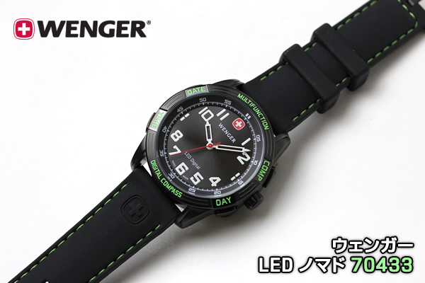 WENGER ������ 70433 �ӻ��� LED �Υޥ�