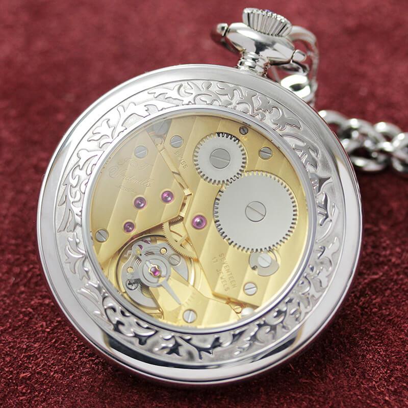 イギリス時計 ウィンドミルズ ポケットウォッチ