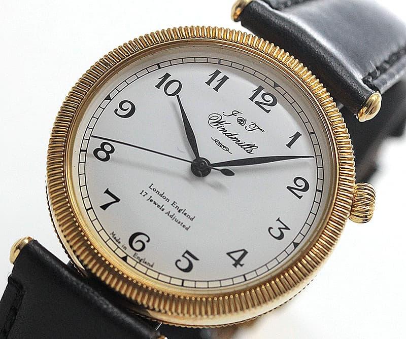 イギリスブランド ウィンドミルズ 腕時計