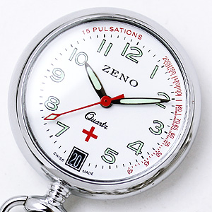 ゼノウォッチ ZENO WATCH ゼノ懐中時計 ナースウォッチ 315rlq-i2