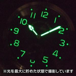 ZENO WATCH ゼノウォッチ 懐中時計 ミリタリー ルミノバ