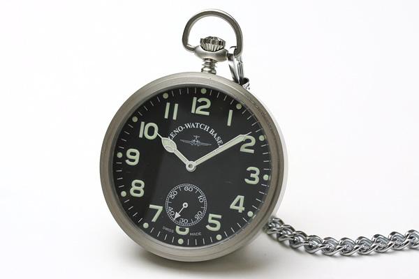 ZENO WATCH ゼノウォッチ 懐中時計 正面