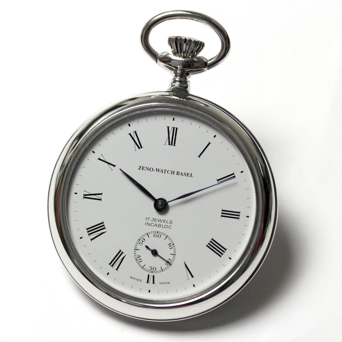 ZENO WATCH ゼノウォッチ 懐中時計 zt100-i2rom