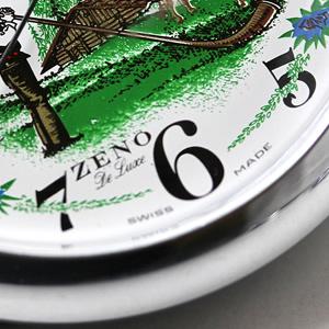 ZENO WATCH ゼノウォッチ 懐中時計 zt2350 スイスメイド